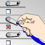 Voting Lever