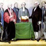 Geo Washington Takes The Oath