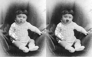 Adolph As a Child