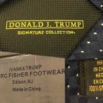 Trump Made in China